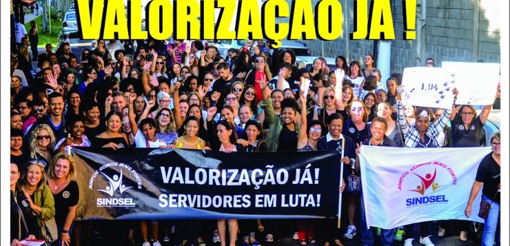 Jornal do SINDSEL 03/2019 – Campanha Salarial